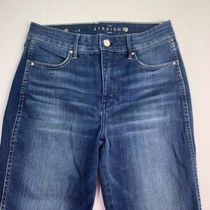 WBHM the Straight crop jeans size 4